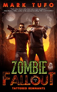 Zombie Fallout Nine -- Mark Tufo